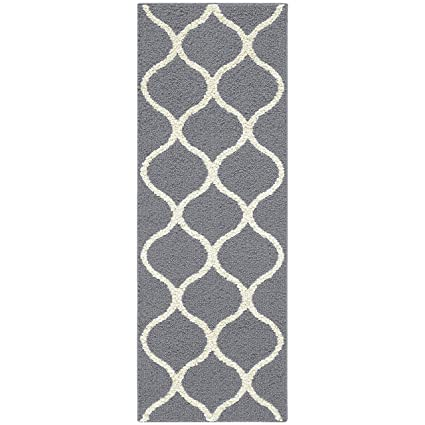 3b764c42e92 Amazon.com  Maples Rugs Runner Rug - Rebecca 1 9 x 5  Non Skid Hallway  Carpet Entry Rugs Runners  Made in USA  for Kitchen and Entryway