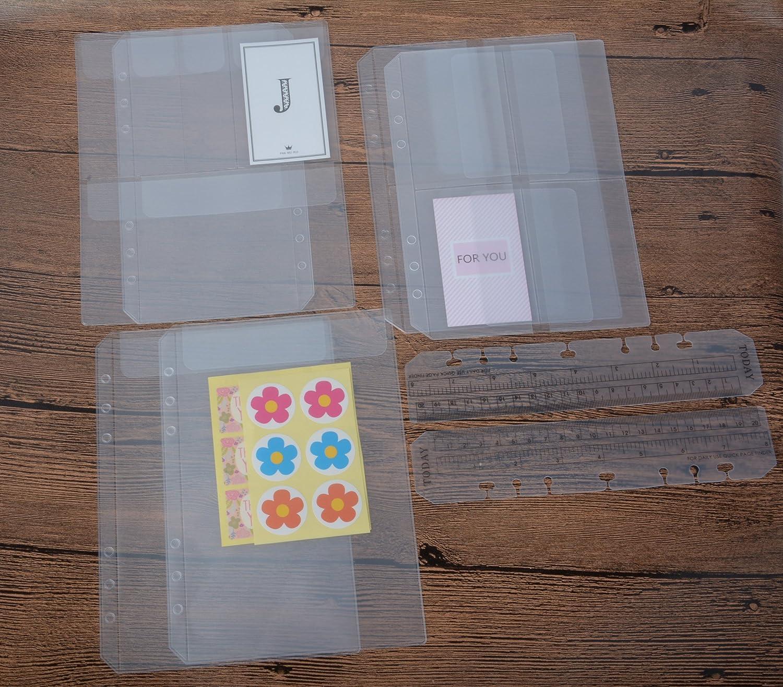 Amazon.com: Funcoo - Juego de 6 compartimentos de plástico ...