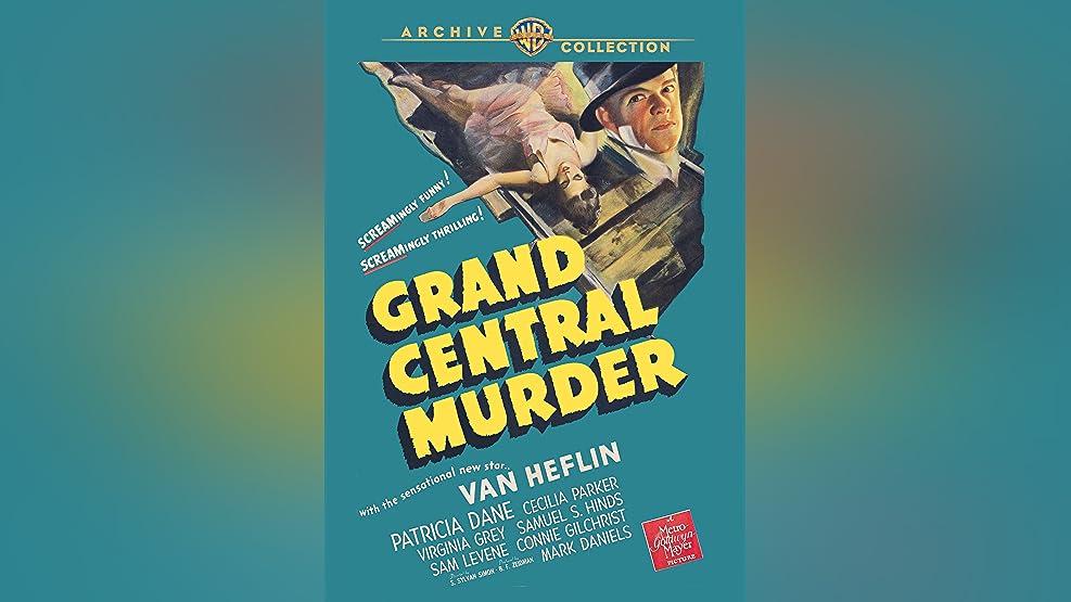 Grand Central Murder