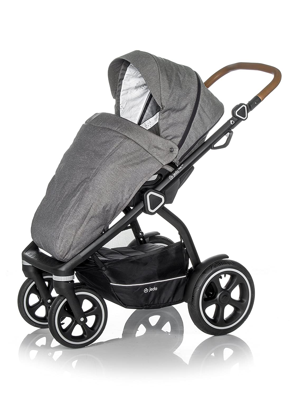 Baby stroller Jedo: photo and review of models, reviews 63
