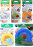 "Bundle of Five (5) Quick Yo-Yo Makers: Extra Small (makes 3/4"" yo-yos), Small (makes 1.25"" yo-yos), Large (makes 1.75"" yo-yos), Extra Large (makes 2-3/8"" yo-yos), and Jumbo (makes 3.5"" yo-yos)"