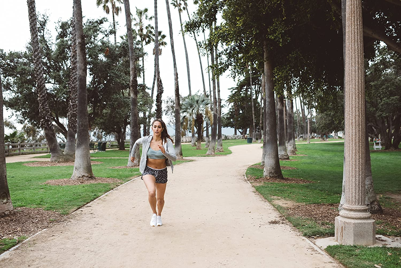 Sports Bra for Women with Removable Cups Womens Low Impact Workout Bra Zuma Blu