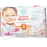 The Honest Company Diapers, Rose Blossom, Size 3, 34 Count