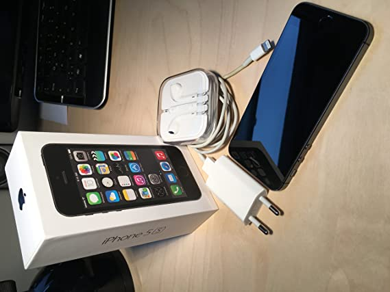 iphone 5s 32go gris sidéral neuf