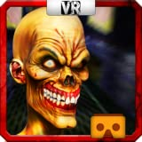 walking dead apps - Zombie Walking Dead VR Virtual Reality