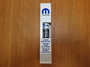 Mopar 68060405AB Jeep Wrangler Black Hard Top Touch Up Paint