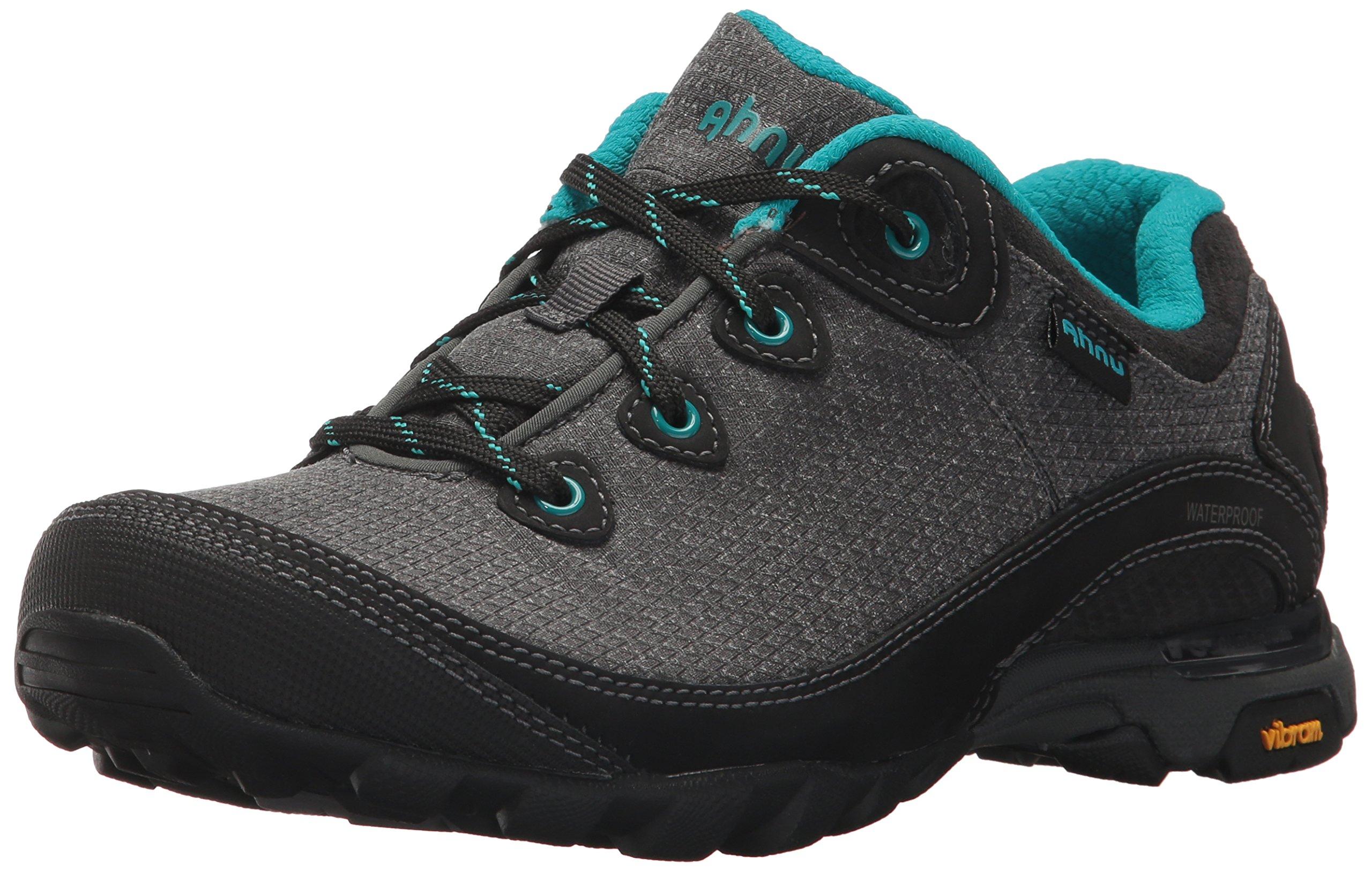 Ahnu Women's W Sugarpine II Waterproof Hiking Boot, Black, 8 Medium US by Ahnu