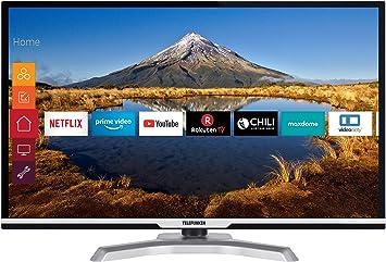 Televisor Telefunken D32H470B4CWII de 81 cm (32 Pulgadas) (HD ...