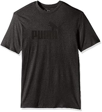 70d59638c714 PUMA Men s No 1 Logo Perferated Graphic T-Shirt
