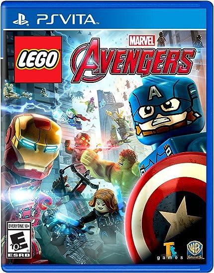 Amazon.com: LEGO Marvel's Avengers - PlayStation Vita: Whv Games ...