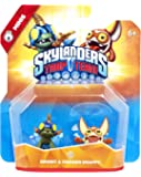 Figurine Skylanders : Trap Team - Drobit + Trigger Snappy