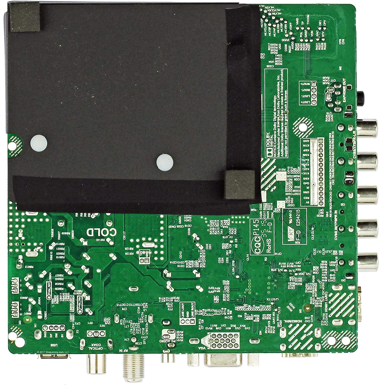 Proscan Main Board//Power Supply for PLDED3280A A1508 // A1509 Serial-See Note