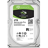 Seagate 4TB BarraCuda Pro SATA 6Gb/s 128MB 3.5-Inch Internal HDD (ST4000DM006)