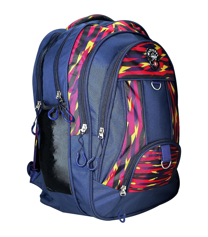 3d0d0b04b6e3 Apnav Polyester 30 Ltrs Navy Blue School Bag  Amazon.in  Bags ...