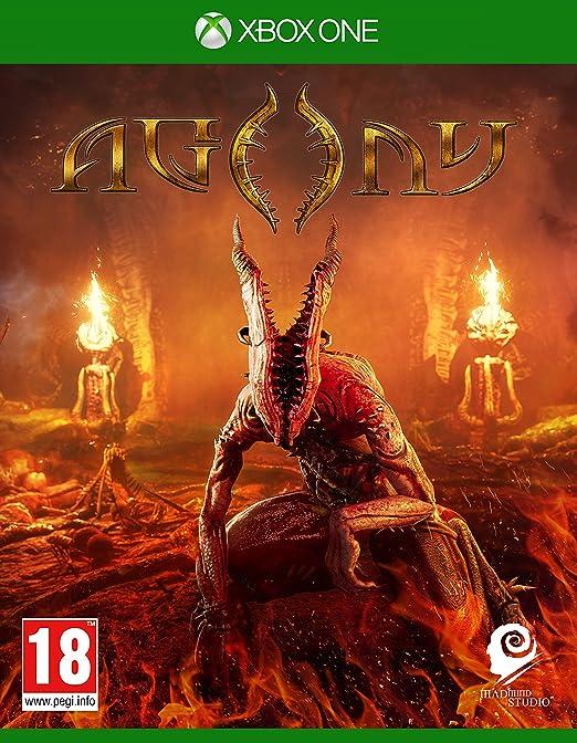 Agony - Xbox One [Importación inglesa]: Amazon.es: Videojuegos