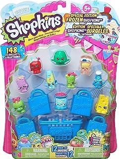 Delightful Shopkins ID56005 Frozen, Assorted, 12 Pack