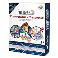 Buki Jeu Scientifique Mini Lab Electronique, 3008