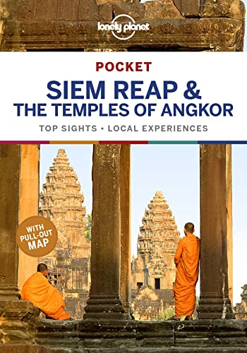 Pocket Siem Reap & the Temples of Angkor   3ed   Anglais