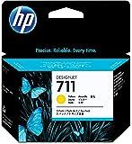 HP CZ136A - Cartucho de tinta, 29 ml (pack de 3) Amarillo