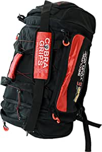 Sport Large Best Gym Duffle Travel Bag Wet Dry Storage Carry On Cobra Grips BackPack