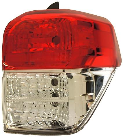 Genuine Toyota Parts 81551-35360 Passenger Side Taillight Lens/Housing