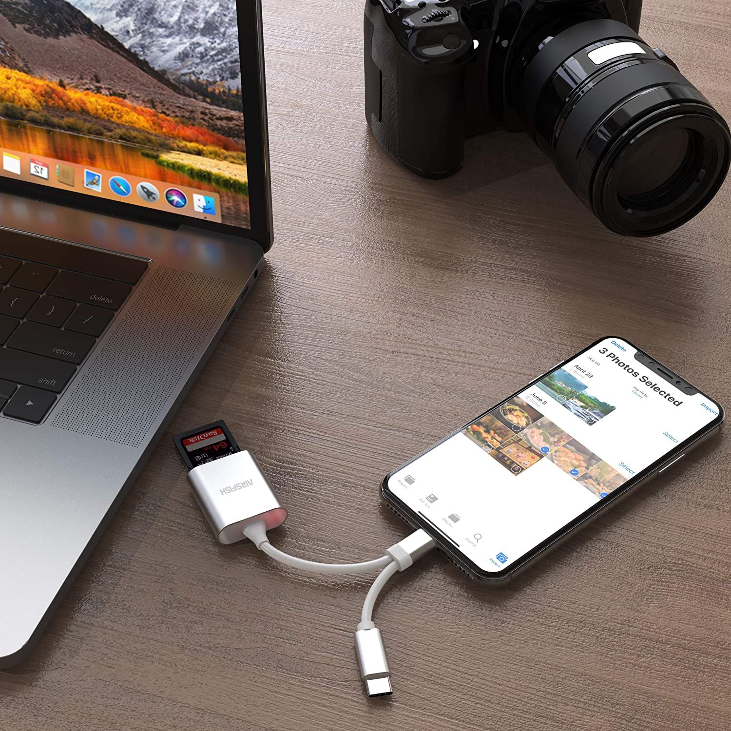 The Best External Storage Options for iPhone That Work with