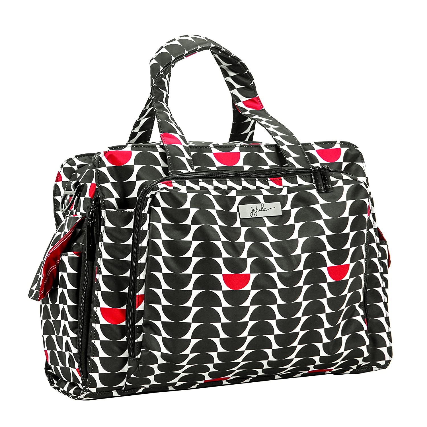 af780965beae Amazon.com : JuJuBe Be Prepared Travel Carry-on/Diaper Bag, Onyx ...