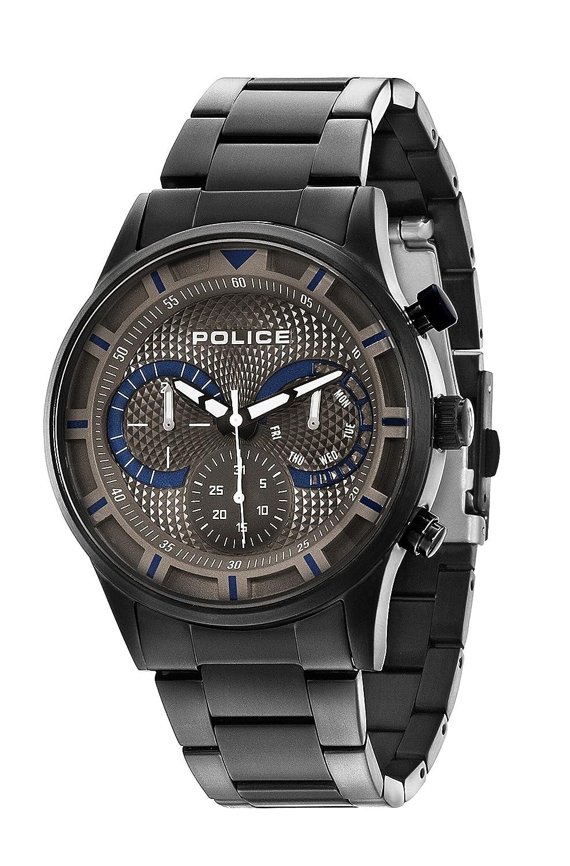 Police Herren-Armbanduhr Chronograph Quarz 14383JSU-61M