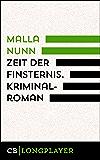 Zeit der Finsternis. Ein Fall für Emmanuel Cooper (Ariadne Kriminalroman) (German Edition)
