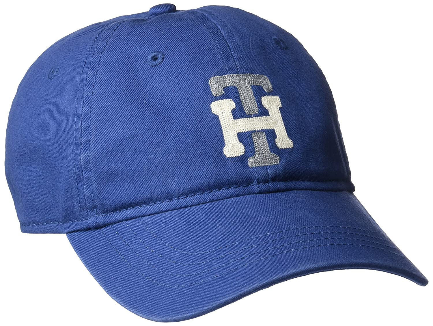 Tommy Hilfiger Mens Water Dad Baseball Cap Classic Blue One Size Tommy Hilfiger Headwear Child Code 6939494