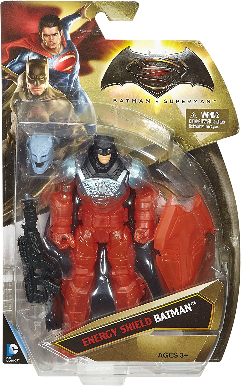 """Dawn of Justice Batman figura de 6/"""" escudo de energía Batman V Superman"""