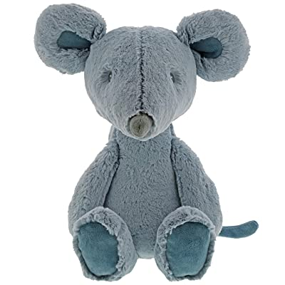 "Gund Baby Toothpick Mouse Stuffed Animal Plush Toy, Blue, 16"": Gund: Baby"