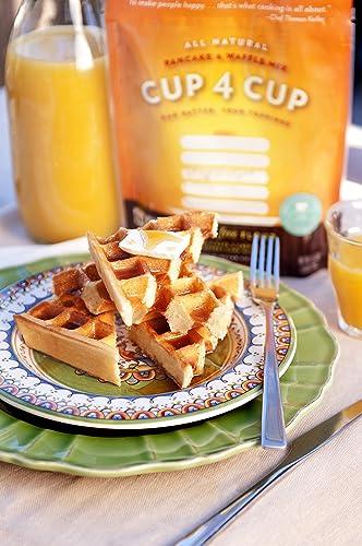 Cup4Cup harina sin gluten, 3 lb: Amazon.es: Alimentación y ...