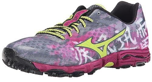 mizuno ladies trail running shoes