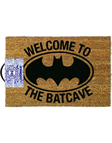 Batman - Felpudo oficial modelo Welcome To The Bat Cave