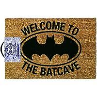 Batman -Zerbino ufficiale con scritta 'Welcome To The Bat Cave'