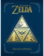 Legend of Zelda Encyclopedia, The ;