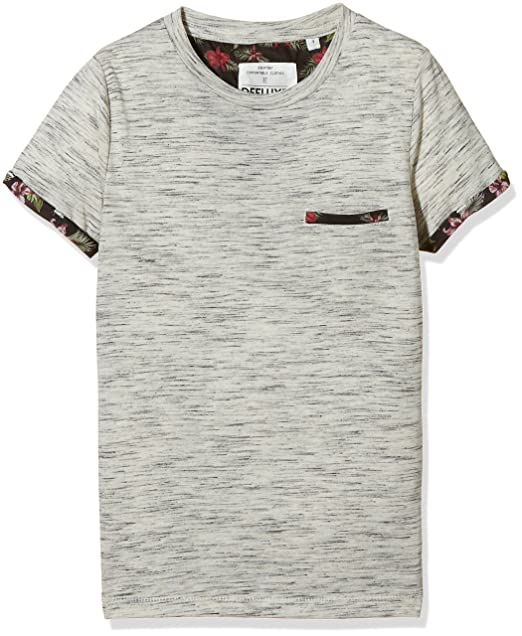 DeeLuxe Andreas Kid, Camiseta para Niñas, Crudo (Off White), 12 años