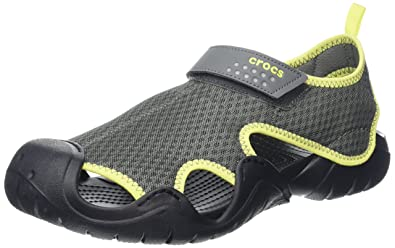 836ff551414bce Image Unavailable. Image not available for. Color  Crocs Mens Swiftwater  Sandal ...