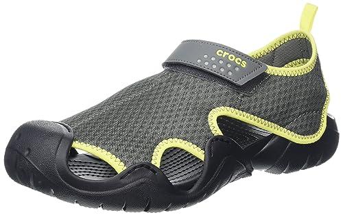 Crocs Swiftwater Sandal M, Zapatos de Agua para Hombre: Crocs: Amazon.es: Zapatos y complementos