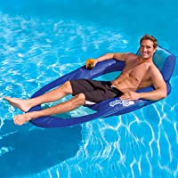 Swimways Spring Float Recliner XL Pool Lounger