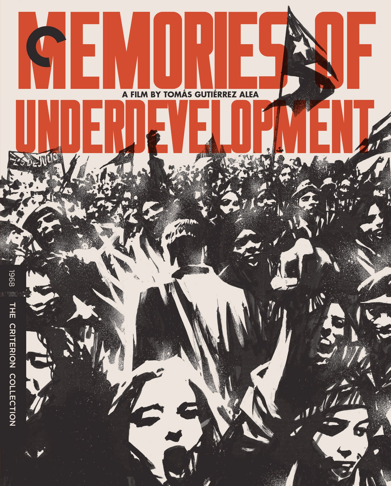 Blu-ray : Memories Of Underdevelopment (criterion Collection) (4K Mastering, Special Edition, Widescreen)