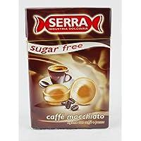 SEERA赛娜咖啡玛奇朵夹心糖27g(意大利进口)