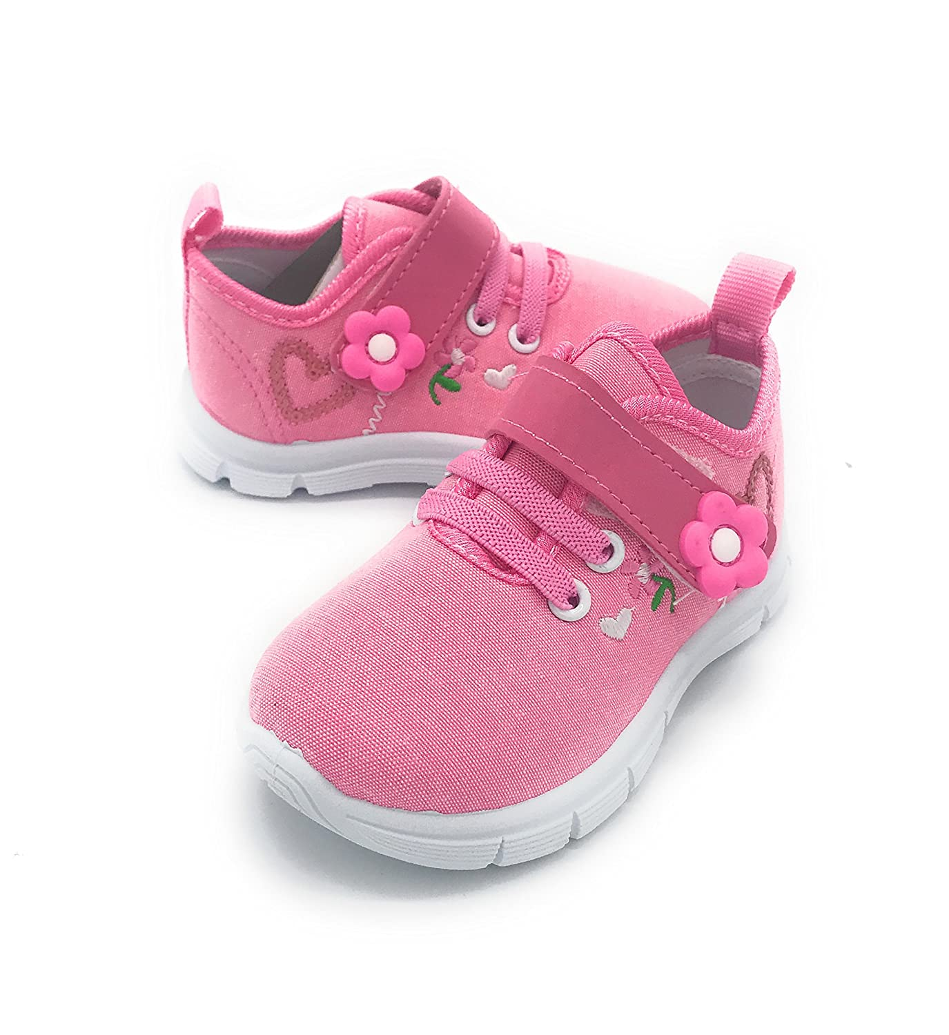 Blue Berry EASY21 Girl Shoes Fashion Comfy Cute Baby Toddler Sneakers SMART-403-P$