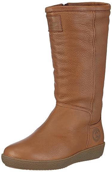 0c38479c5c362f Panama Jack Mirabella Igloo Damen Warm gefüttert Schlupfstiefel Langschaft  Stiefel   Stiefeletten