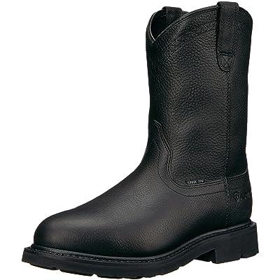 ARIAT Men's Sierra Steel Toe Work Boot   Industrial & Construction Boots