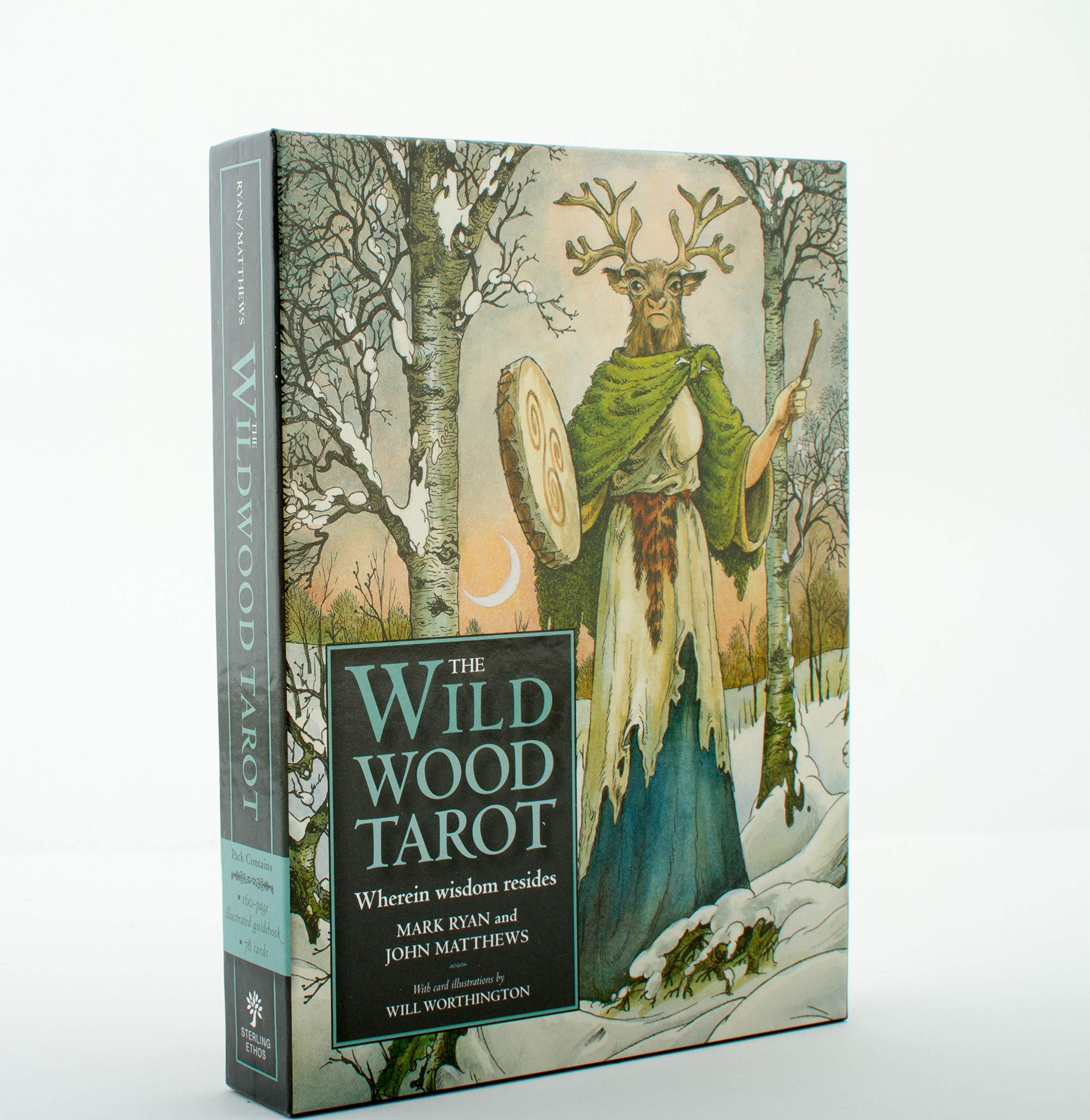 The Wildwood Tarot: Wherein Wisdom Resides: Ryan, Mark, Matthews, John,  Worthington, Will: 0616919036049: Books - Amazon.ca