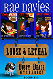 Loose & Lethal: Dusty Deals Mystery Series Box Set: Books 1 - 3 (English Edition)