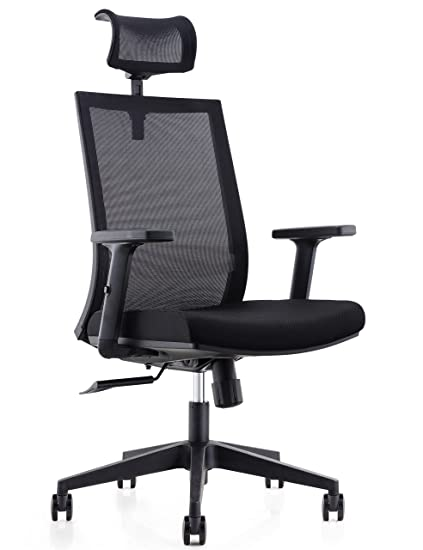 Dr. Office High Back Ergonomic Office Computer Chair Desk Chairs For  Conference Room With Headrest