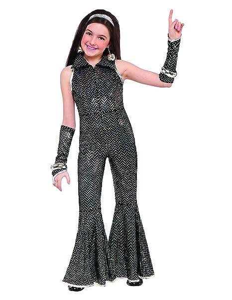 Forum Novelties Child\u0027s Disco Costume Jumpsuit